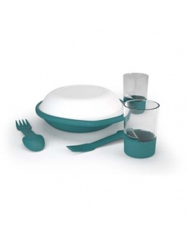 Set SILVA Dine Duo Kit turquoi