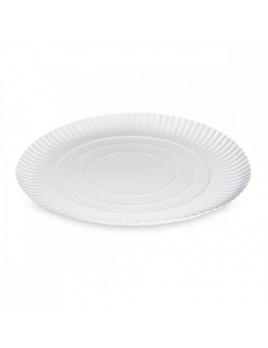 Papierové taniere hlboké 32cm (50 ks)
