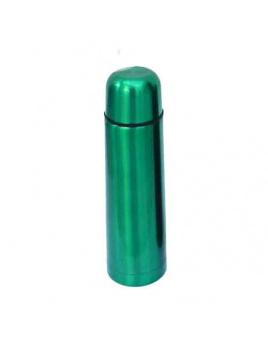 Termoska 1L nerez zelená, metalická