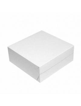 Tortová krabica 25 x 25 x 10 cm (50 ks)