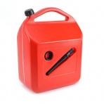 Kanister na PHM 10L, červený