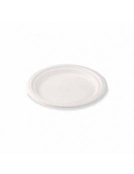 Tanier okrúhly BIO cukrová trstina 17,5 cm (50 ks)