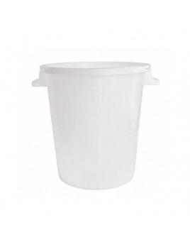 Sud 50l biely plast