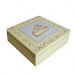 Krabica na tortu -celoplošná potlač- 28x28x10 cm (100 ks)