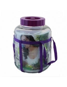 Demižón - pohár 12l sklo