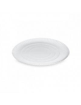 Papierové taniere hlboké 26cm (50 ks)
