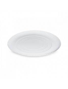 Papierové taniere hlboké 29 cm (50 ks)