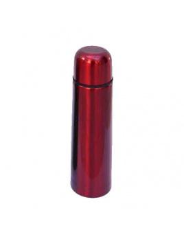 Termoska 1L nerez červená, metalická